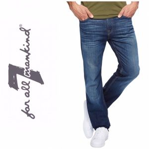 "7 For All Mankind ""The Slimmy"" Jeans"